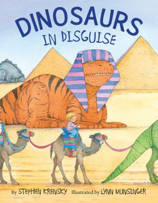 Dinosaurs in Disguise book jacket
