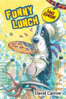 Max Spaniel : funny lunch