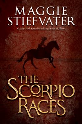 Cover art for Scorpio Races