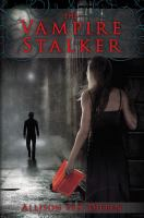 Book Cover Image: The Vampire Stalker