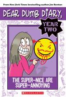 The super-nice are super-annoying : by Jamie Kelly