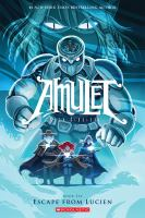 Cover of the book Amulet.