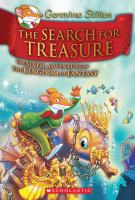 The search for treasure : the sixth adventure in the Kingdom of Fantasy