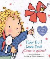 How do I love you? = Como te quiero?