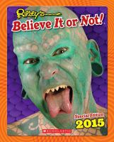 Ripley's Believe It Or Not : Special Edition 2015