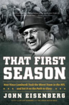book cover of That First Season