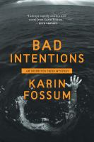 Cover of the book Bad intentions