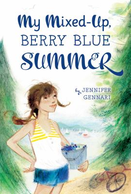 My Mixed-Up Berry Blue Summer(book-cover)