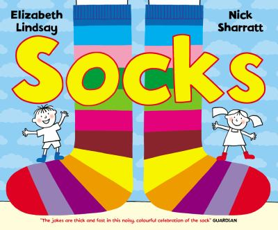"Book Cover - Socks "" title=""View this item in the library catalogue"