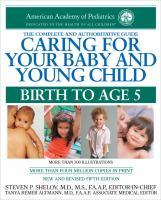 cover of Caring for Your Baby and Young Child: Birth to Age 5