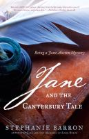 Jane and the Canterbury tale : being a Jane Austen mystery