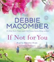 If not for you : a novel