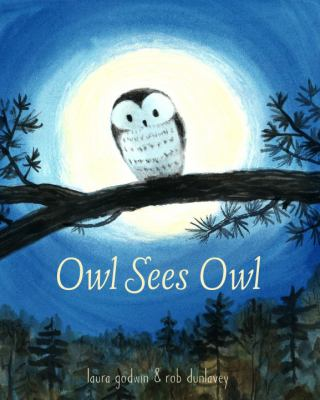 Owl Sees Owl book jacket