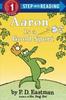 Aaron is a good sport