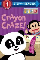 Crayon Craze! Step Into Reading