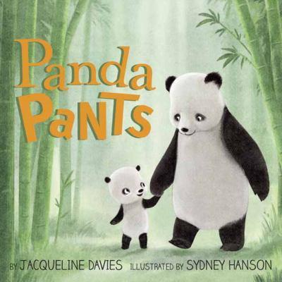 Panda Pants book jacket