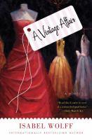 A vintage affair : a novel