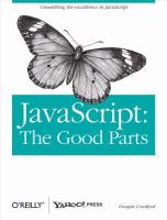 JavaScript [electronic resource] : the good parts