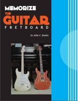Memorize the guitar fretboard