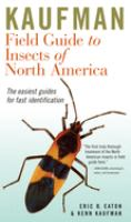 book cover for Insects book