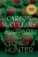 The Heart is a Lonely Hunter (book cover)