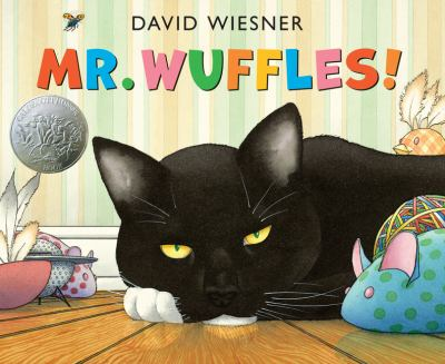 Cover art for Mr. Wuffles