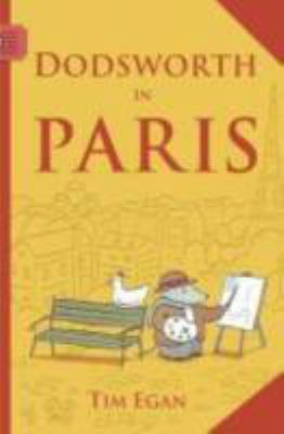 Cover art for Dodsworth in Paris