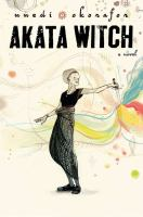 Book cover of Akata Witch by Nnedi Okarafor