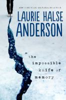 Cover of the book The impossible knife of memory