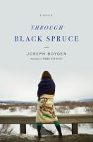 Cover Image of Through Black Spruce