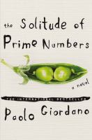 Cover of the book The solitude of prime numbers