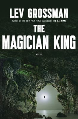 The Magician King book jacket