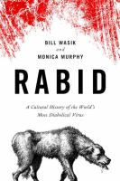 Book cover for Rabid by Bill Wasik