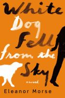 White dog fell from the sky cover
