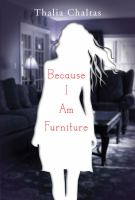 Cover Image of Because I am Furniture