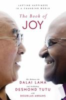 book cover image The Book of Joy