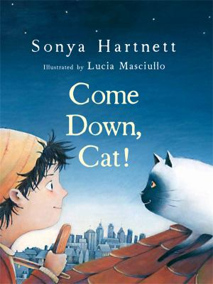 """Book Cover - Come Down, Cat!"""" title=""""View this item in the library catalogue"""