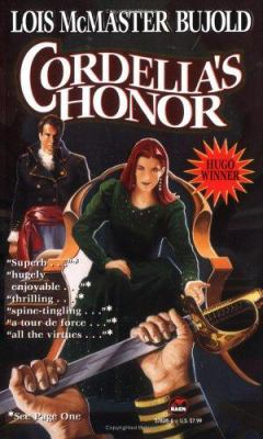 Cover art for Cordelia's Honor
