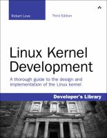 Linux kernel development [electronic resource]