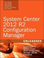 System Center 2012 R2 Configuration Manager : supplement to System Center 2012 Configuration Manager (SCCM)