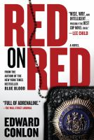 Cover of the book Red on red a novel
