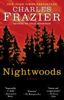 Cover of the book Nightwoods : a novel