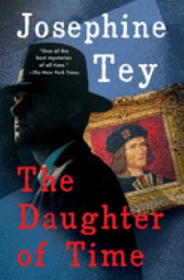 Cover art for The Daughter of Time