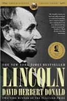 book cover image Lincoln