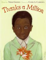 Thanks A Million: Poems