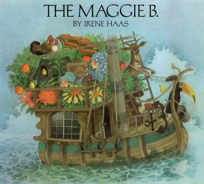 Cover art for The Maggie B