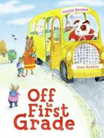 Cover Image of Off to First Grade