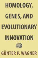 Homology, genes, and evolutionary innovation