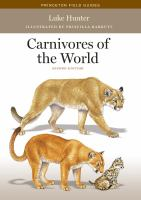 Carnivores of the world /