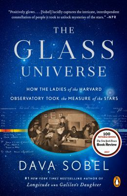Cover Image for The Glass Universe  by Dava Sobel